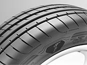 Goodyear Eagle F1 Asymmetric 3 225/45 R17 94 Y XL Letné