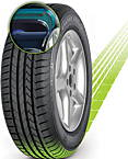 GoodYear Efficientgrip 245/45 R18 100 Y AO XL FR Letné