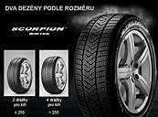 Pirelli SCORPION WINTER 235/55 R18 104 H XL Seal Inside Zimné