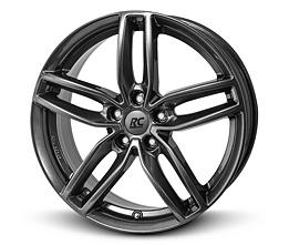 Brock RC29 (DS) 7,5x17 5x114,3 ET38 Grafitový lak