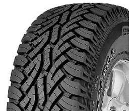 Continental CrossContact AT 245/70 R16 111 S XL FR, BSW Univerzálne