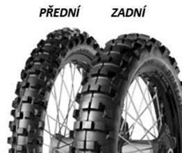 Dunlop GEOMAX ENDURO 140/80 -18 70 R TT Zadná Terénne