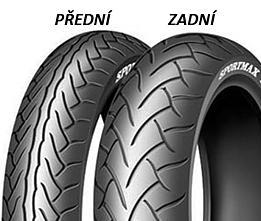 Dunlop SP MAX D220 ST 130/70 R17 62 H TL G, Predná Športové/Cestné