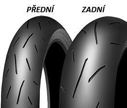 Dunlop SPORTMAX a-13 110/80 ZR18 58 W TL Z, Přední Športové