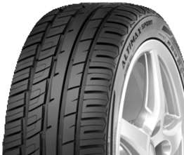 General Tire Altimax Sport 245/45 R17 95 Y Letné
