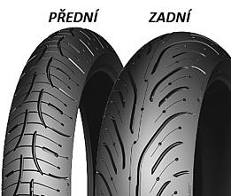 Michelin PILOT ROAD 4 F