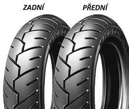 Michelin S1 3/nie -10 42 J TL/TT Skúter