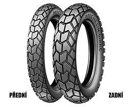 Michelin SIRAC 110/90 -17 60 P TT Zadná Enduro