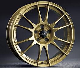 OZ ULTRALEGGERA HLT RG 8,5x19 5x112 ET38 Zlatý lak